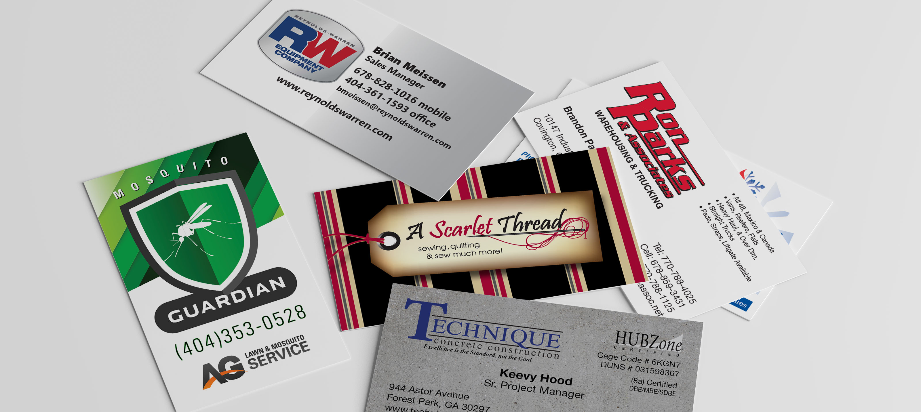 Atlanta Business Card Printing